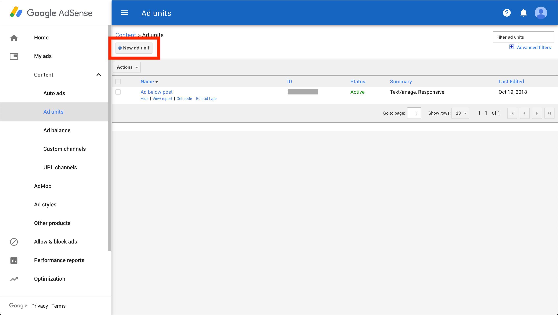 Add Google AdSense to a Jekyll website
