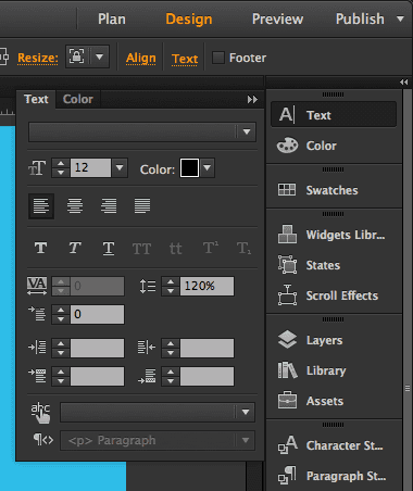 Add icon-fonts to Adobe Muse website