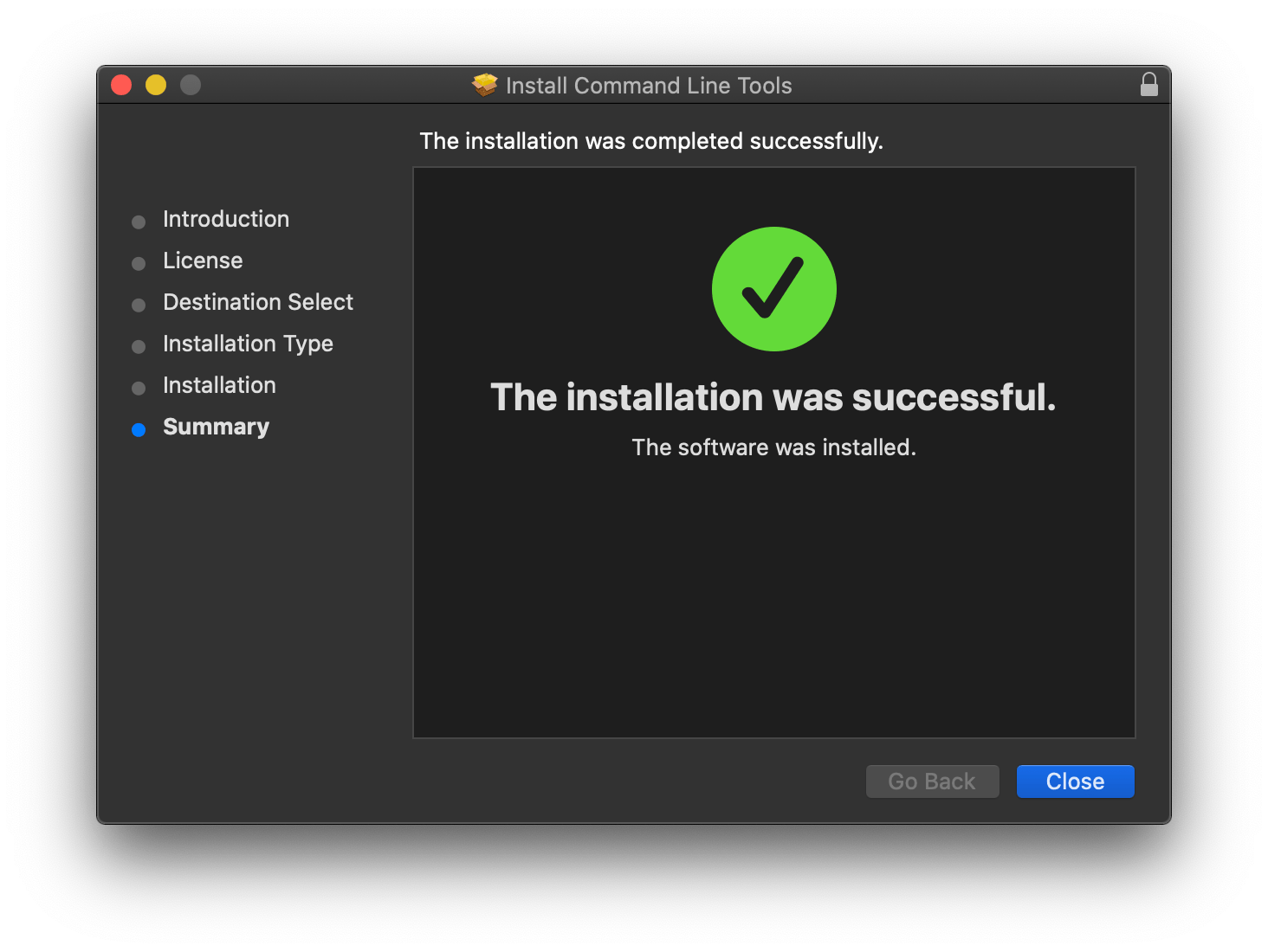 How to install Command line tools for Xcode