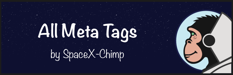 "WP plugin ""All Meta Tags"" by SpaceX-Chimp"