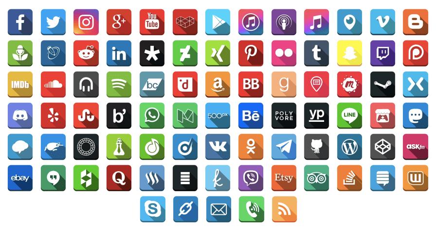 "Wp plugin: ""social media follow buttons bar pro"" | my cyber universe."